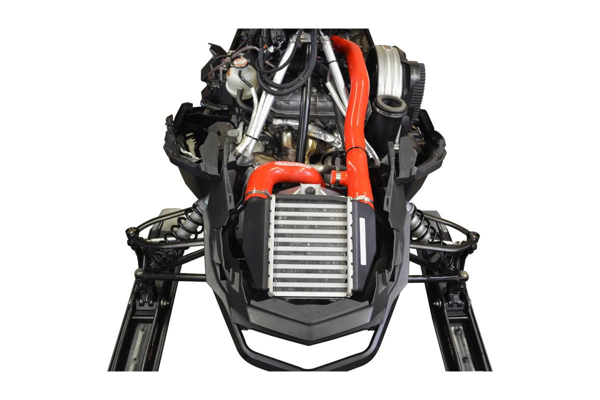 2019 to Current Skidoo/ Lynx Radien- X 900 Turbo Silicone Intake Kit.