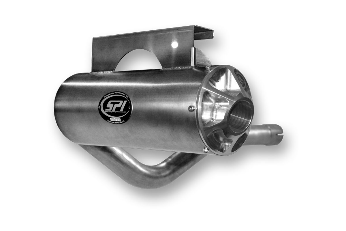 2012-17 Can-Am Renegade 500/570/800/850/1000 Slip-On Exhaust System