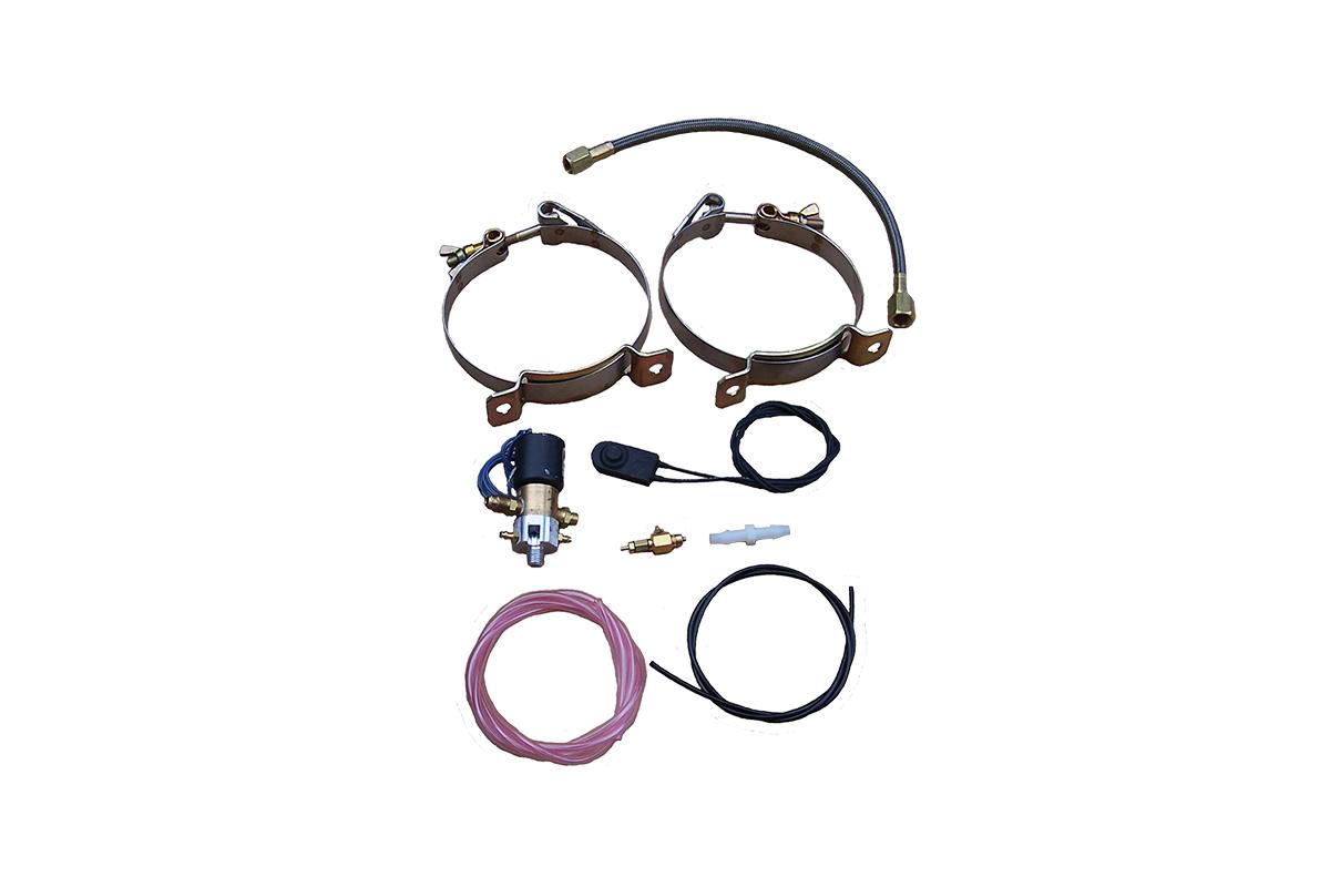 Yamaha Phazer Nitrous Kit